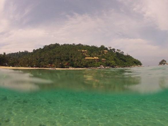 Rescue Diver course in Tioman, Salang