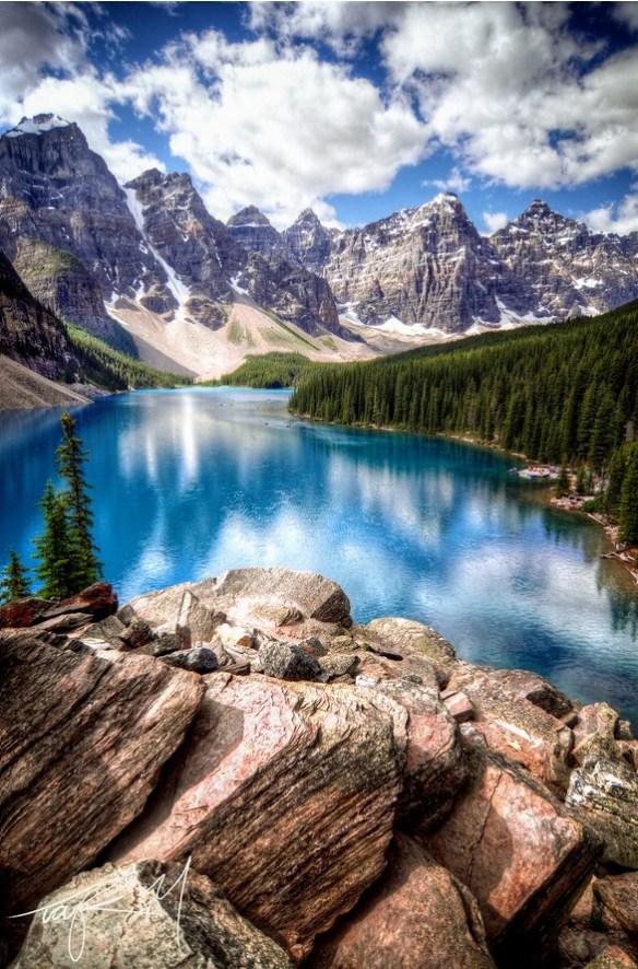 Banff Canada, unique proposal destinations around the world