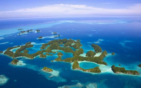 Palau, unique proposal destinations