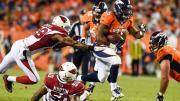Broncos running game photo