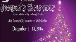 Su Teatro Juaquins Christmas