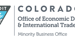 Colorado economic trade logo