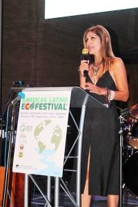 Irene Vilar, Founder & Organizer of ALEF