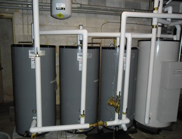 Latitude51 Solar Solar Hot Water Tanks