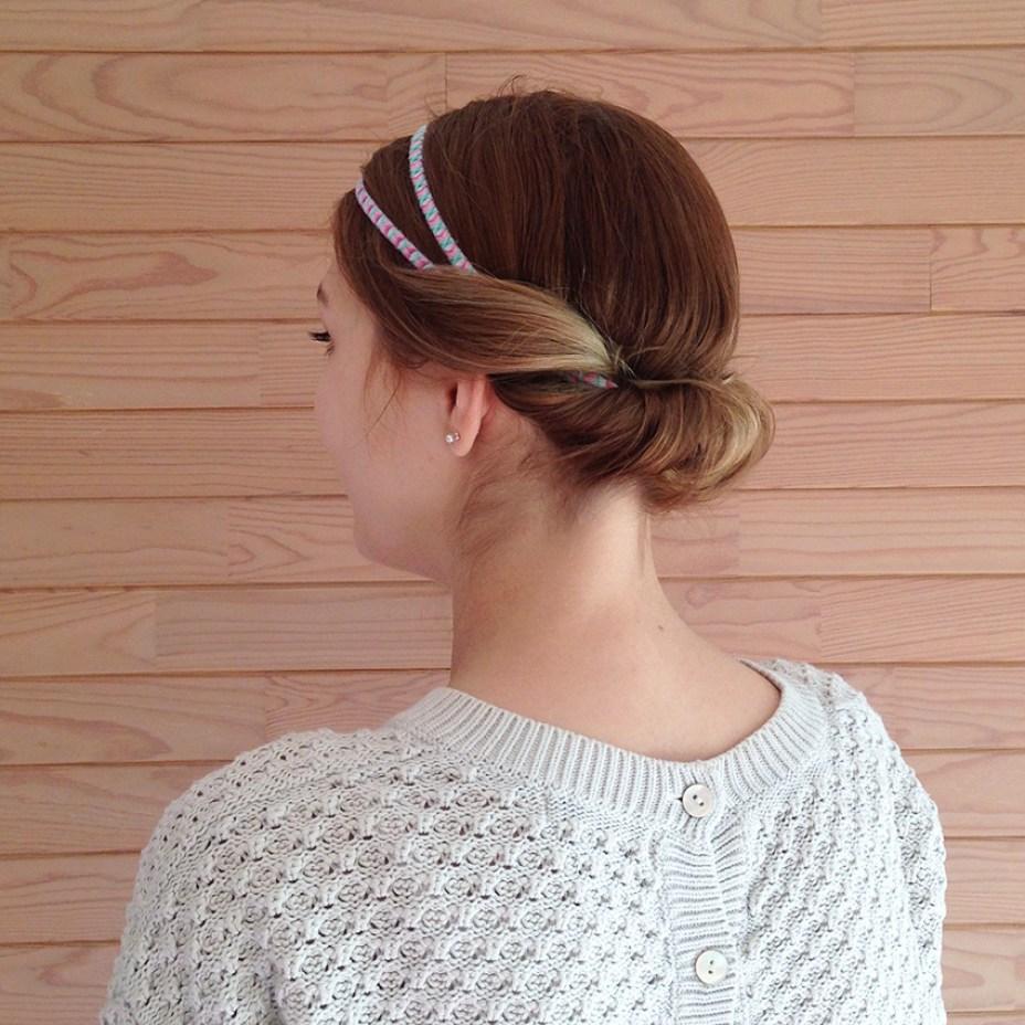 IMG 1397 - Bien porter un headband