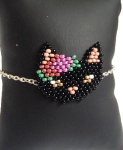 bracelet-la touche finale-bijoux-fait main-artisanal-bracelet-chat
