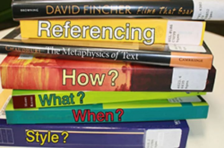 referencing in essays