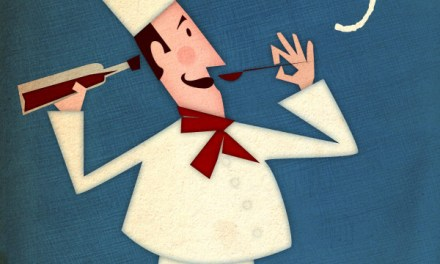 Illustrated Professions: Chef