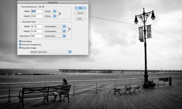 """How To Save A Photograph For The Web Using Photoshop's """"Save For Web"""""""