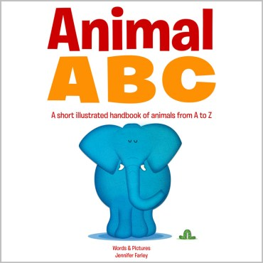 Animal ABC – A Short Illustrated Handbook of Animals