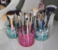 Diy Makeup Brush Holder Candle - Diy (Do It Your Self)