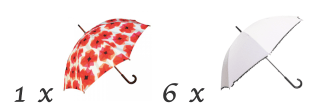 Wedding Umbrella Hire
