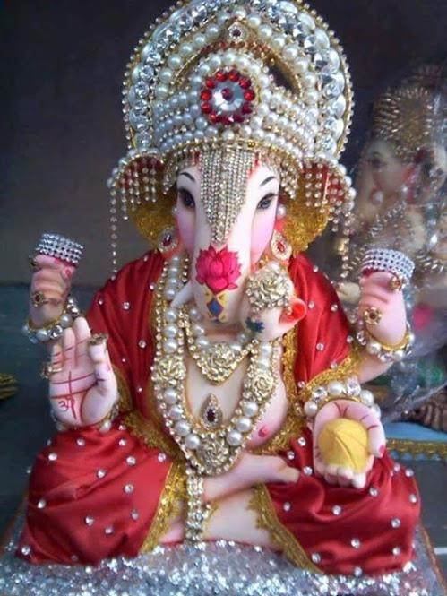 Cute Ganesha Hd Wallpaper Lord Ganesha