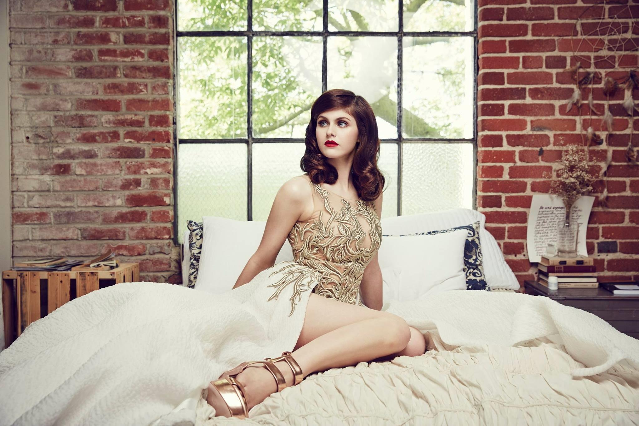 Wallpapers For Girls Spark Alexandra Daddario Poses For Standard Magazine 2015
