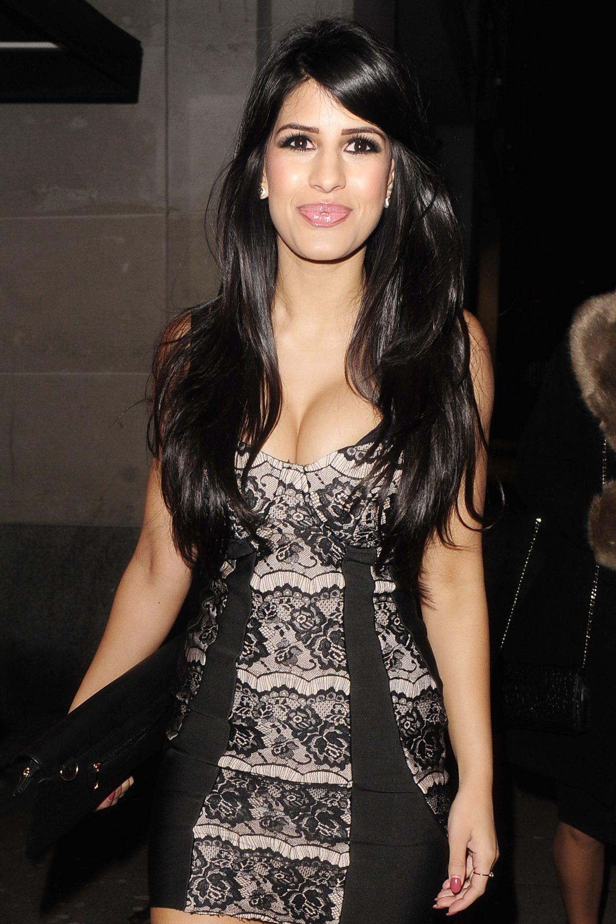 Girls Without Clothes Wallpaper Jasmin Walia In Tight Mini Dress At Mayfair Club In London