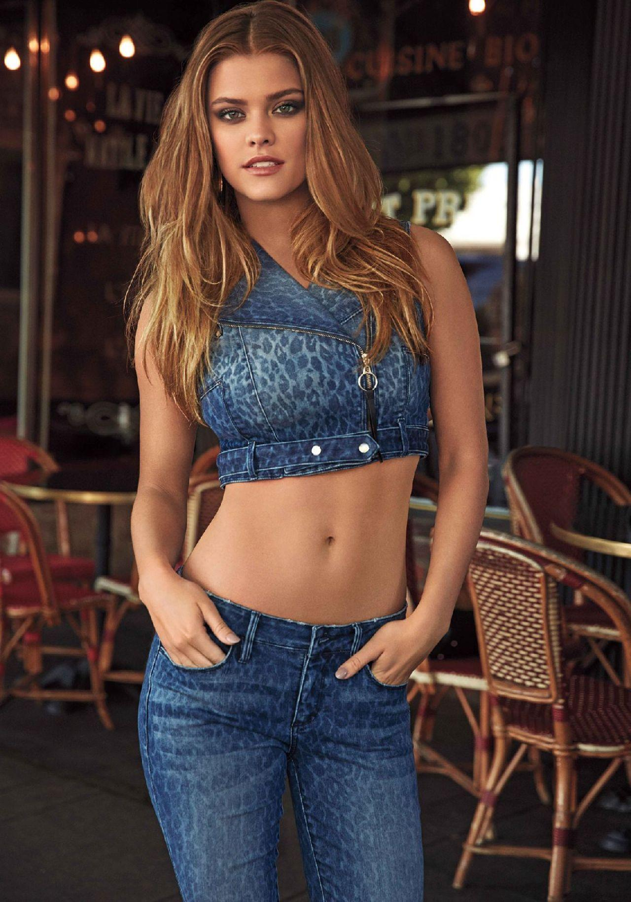 Gujarati Beautiful Girl Wallpaper Nina Agdal Bebe S Just Your Luxe Collection By David Roemer