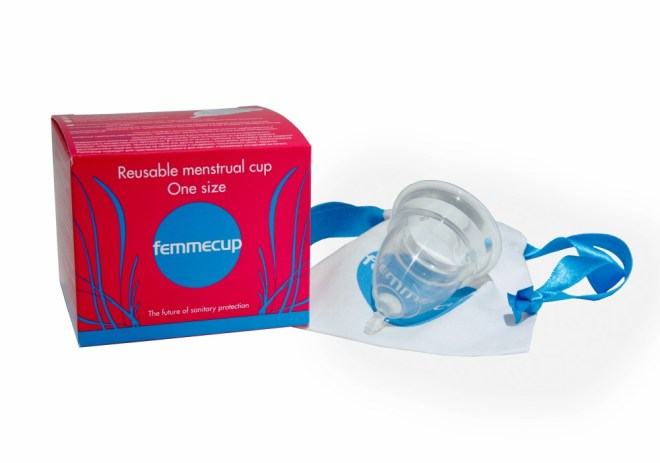 Femmecup Packshot