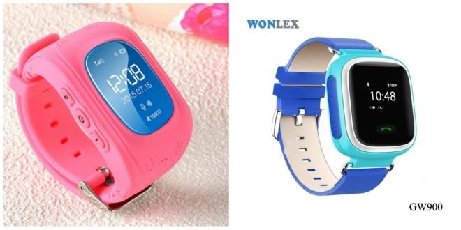ceas cu gps pentru copii