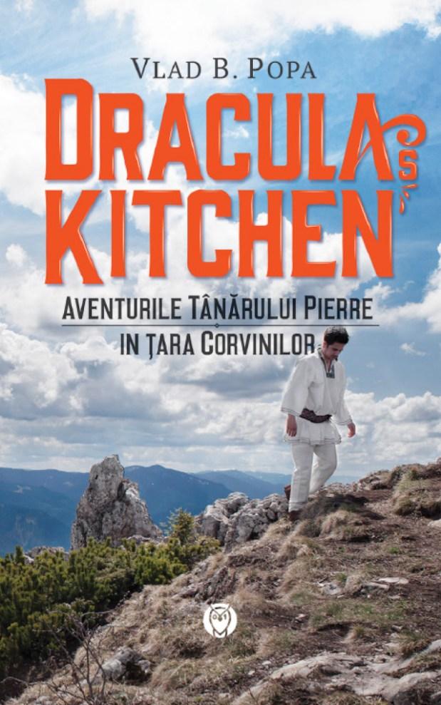 Dracula's Kitchen – Vlad B. Popa