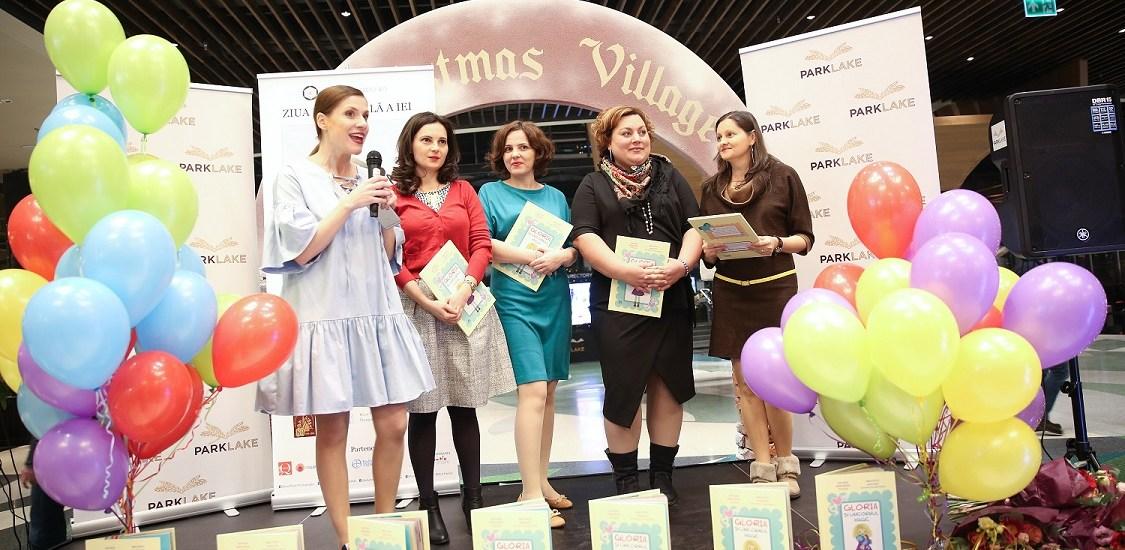 Lansare Gloria si Unicornul magic - foto Cristina Nichitus Ronce