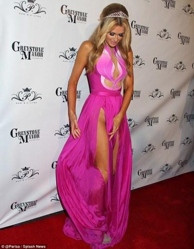Paris Hilton desnuda en su cumpleaños (Fotos) | :: ESPECTACULOENLINEA:: | Noticias del ...