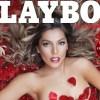 Frida Sofía se convierte en una sexy conejita y posa desnuda para Playboy