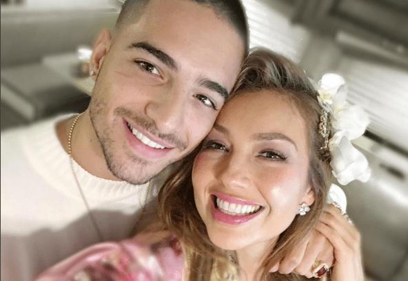 Thalía le dio esta gran sorpresa a Maluma por su cumpleaños