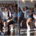 """Bailarinas rusas conquistan a J Balvin con sensual coreografía de """"Safari"""""""