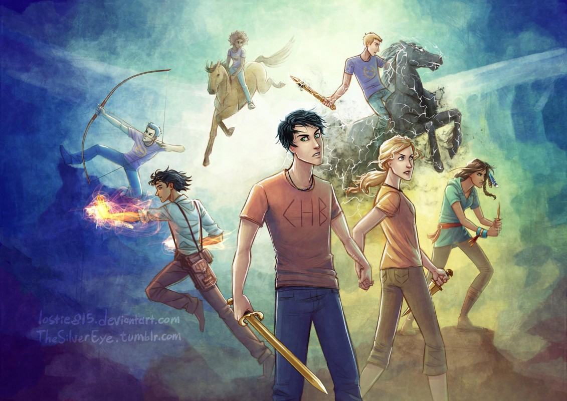 Percy Jackson – The Prophecy of Seven