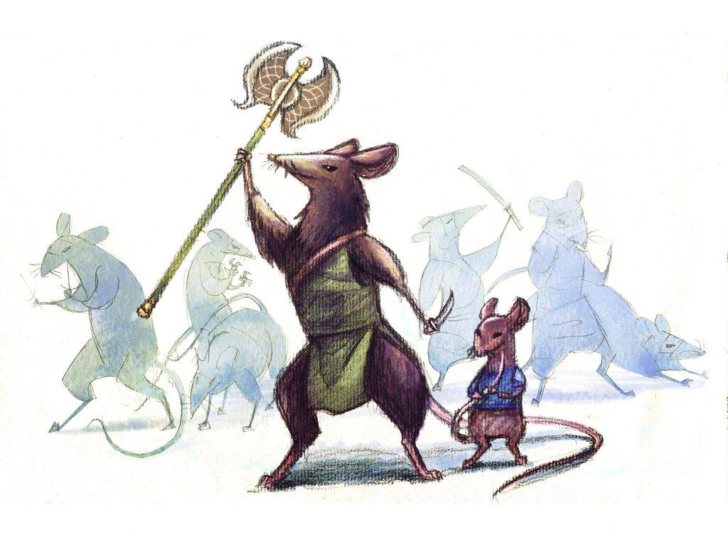 Aetius Mouse