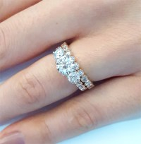 Tips for Pairing your Three-Stone Engagement Ring with a ...