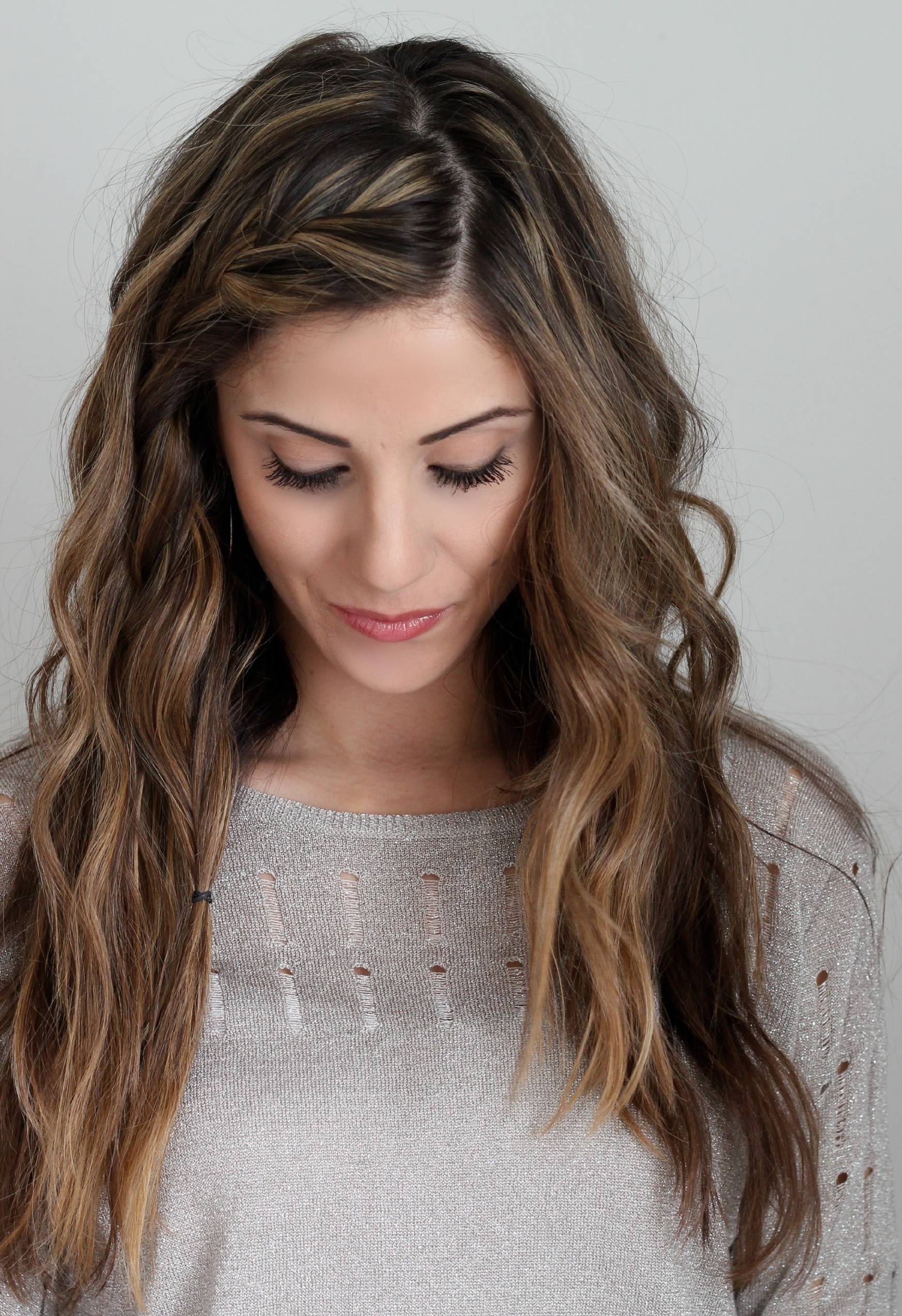 Easy Boho Braid Tutorial Lauren Mcbride