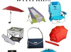 Beach-Items-With-Kids