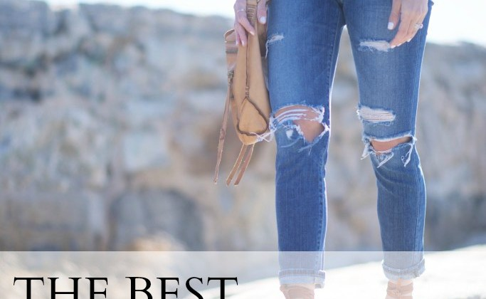 Style // The Best Postpartum Jeans