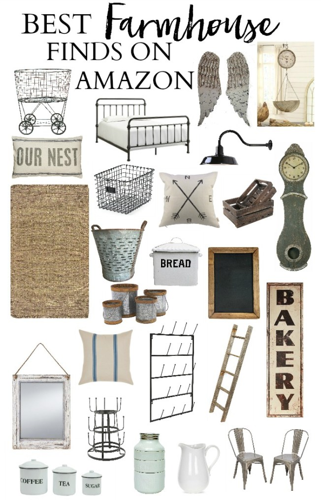 Home Best Farmhouse Finds On Amazon Lauren Mcbride
