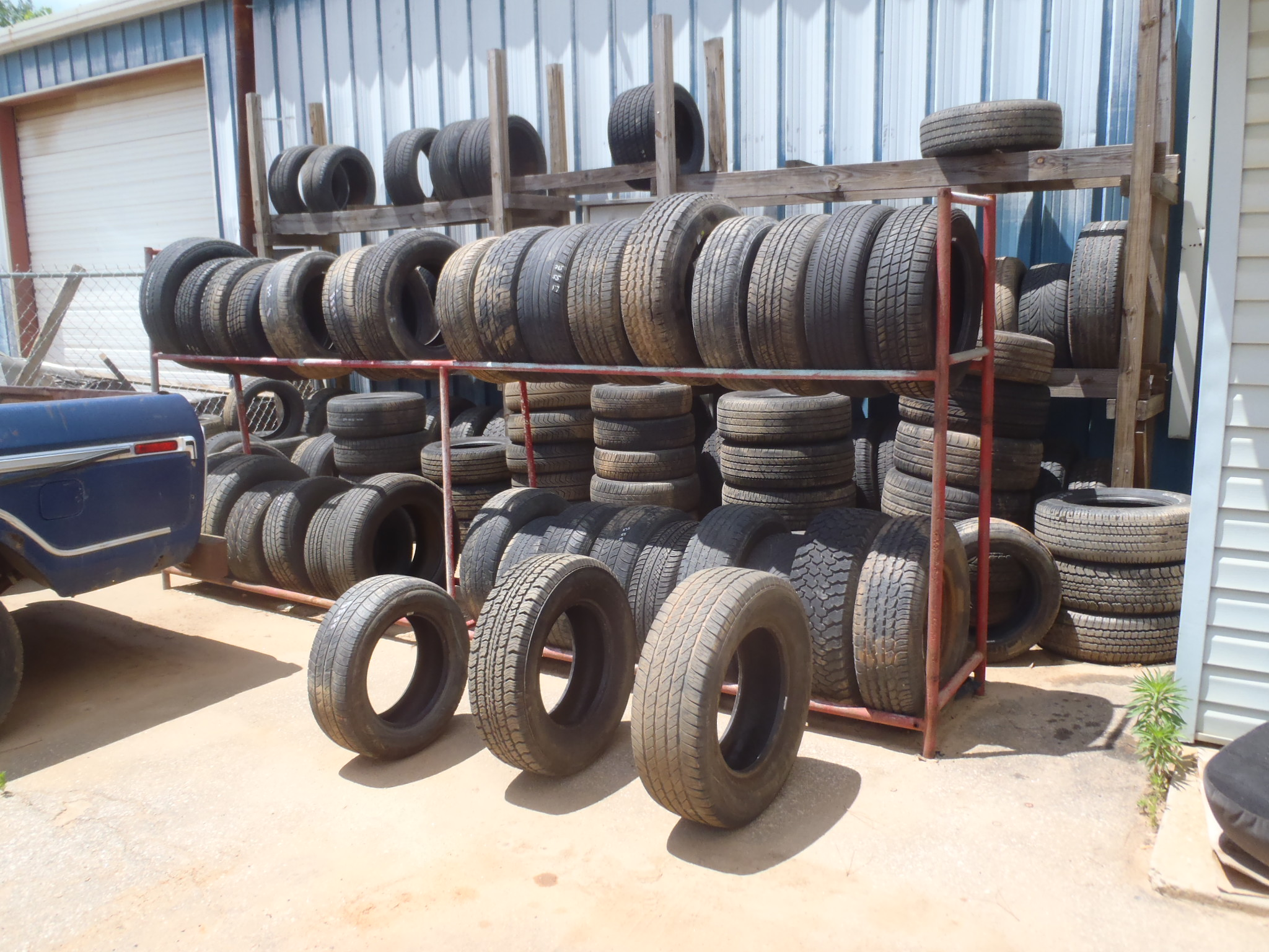Index Of Used Tires