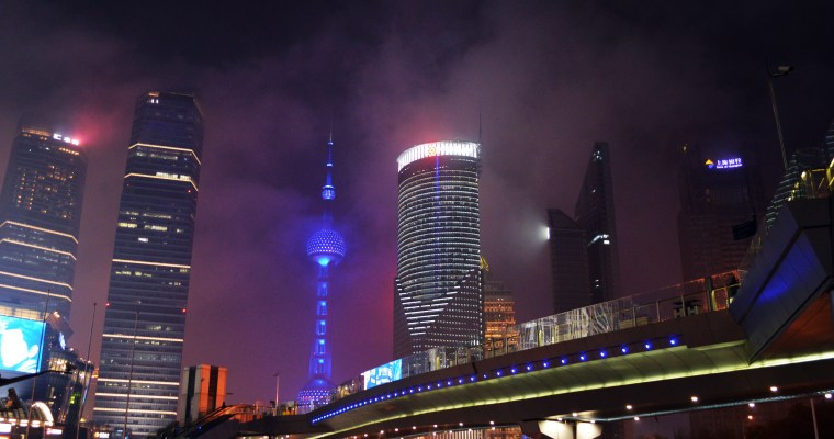 48 Hours In Shanghai