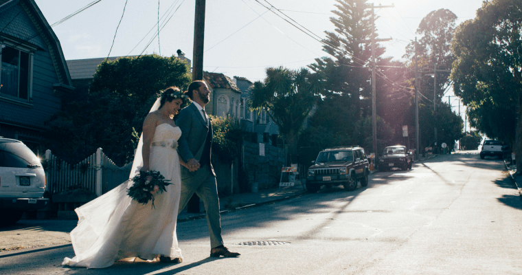 Our DIY San Francisco Wedding – 9.5.15