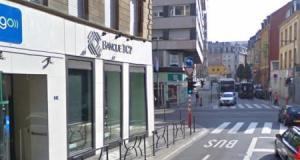 Les faits se sont passés dans la nuit de mardi à mercredi rue Origer, à Luxembourg.