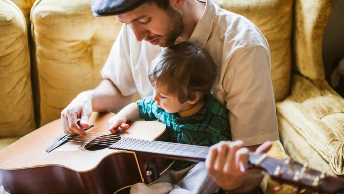 La música mejora la capacidad de lenguaje de los bebés