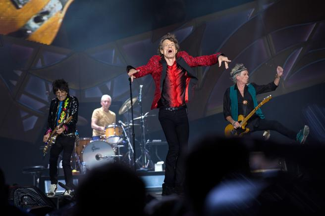 The Rolling Stones (Photo by Joey Foley/WireImage)