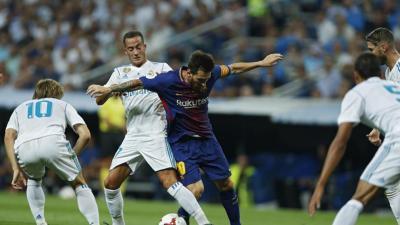 Real Madrid - Barcelona, resultado del partido