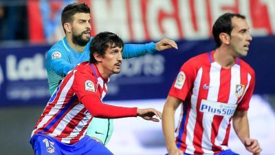 Horario Atlético de Madrid - Barcelona y dónde ver la Liga Santander en TV