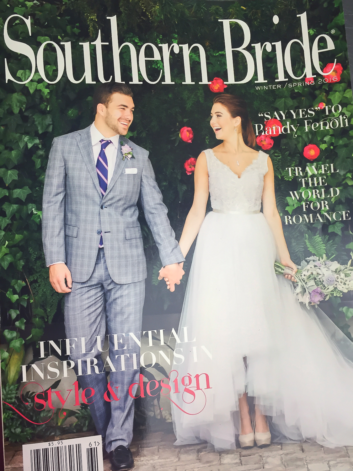 southern bride product of the year
