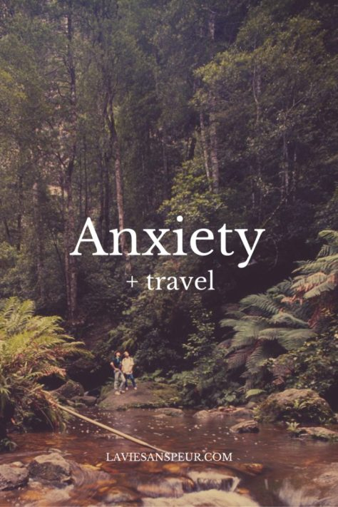 Coping with anxiety while traveling is my life right now as an anxious American girl living in China. Here are my go-to coping mechanisms and stories. Anxiety and Travel - Coping Mechanisms and Advice from an Anxious American Girl Living Abroad | anxious flying fear la vie sans peur adventure wanderlust