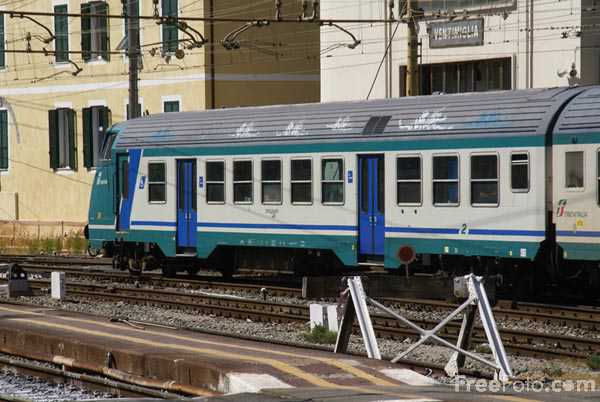 Trenitalia regional train service