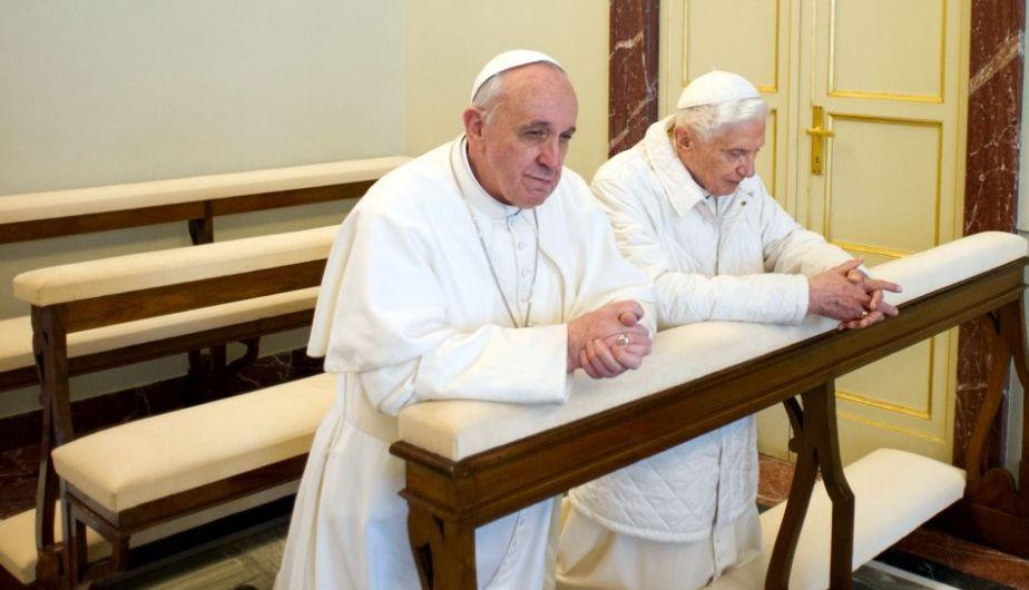 Tanti misteri (?) nel mondo d'oggi: da Papa Ratzinger a Renzi