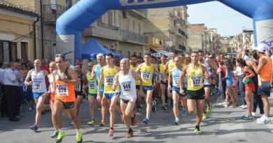 """Trofeo podistico 'Estate niscemese"""""""