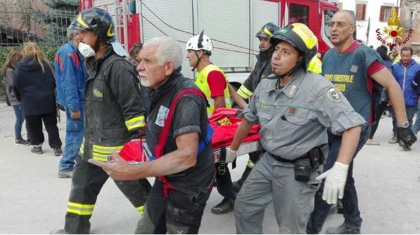 Terremoto Centro Italia: 37 vittime accertate