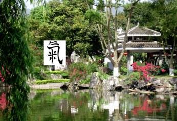 yyang et paysage